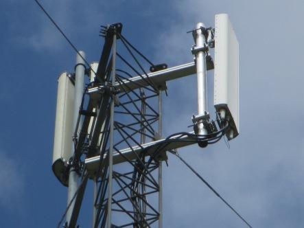 montering i topp av mast 6790